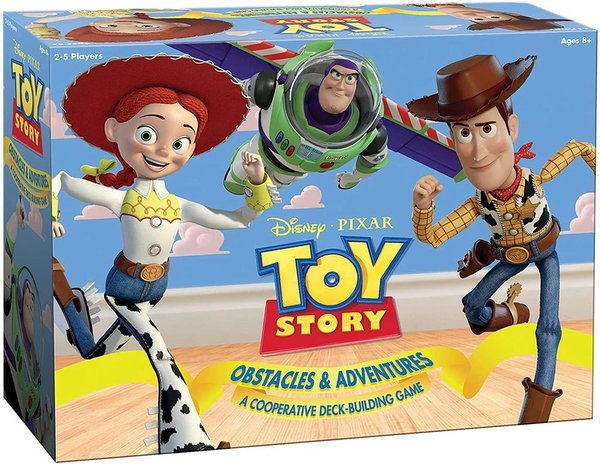 Toy story obstacles & adventures (ENG)