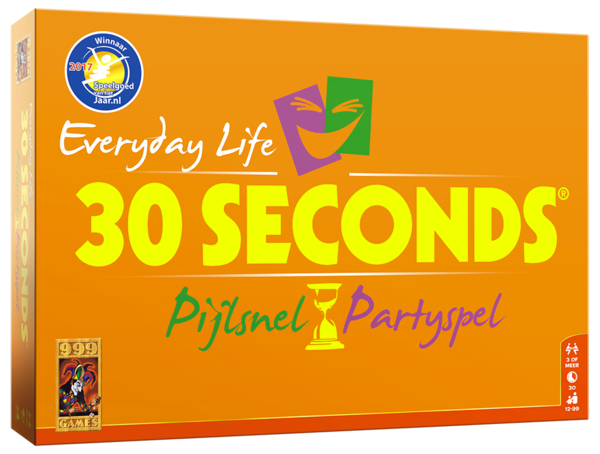 30 Seconds ® Everyday Life (NL)