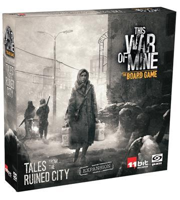 This war of mine tales from the ruined city expansion (ENG)