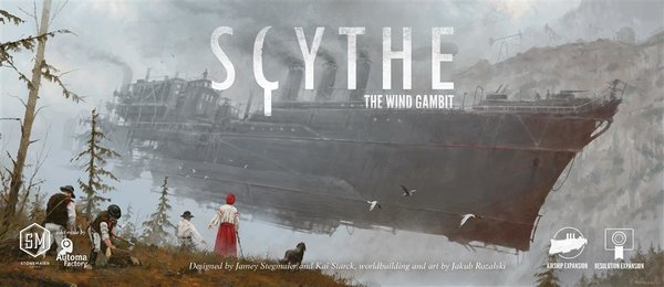 Scythe the wind gambit (ENG)