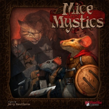 Mice Mystics bordspel (ENG)