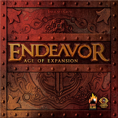 Endeavor age of expansion bordspel (ENG)