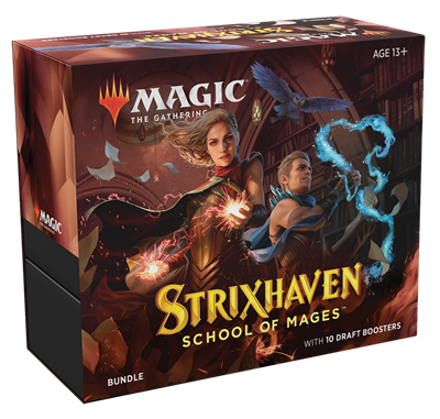 Magic the gathering TGC Strixhaven Bundle (ENG) reserveer